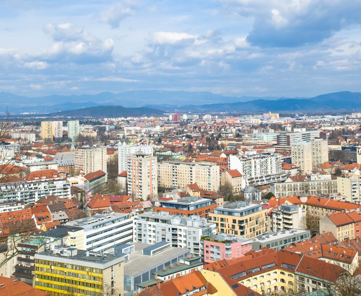 Real estate registry ljubljana