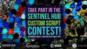Sentinel Hub Custom Script Contest