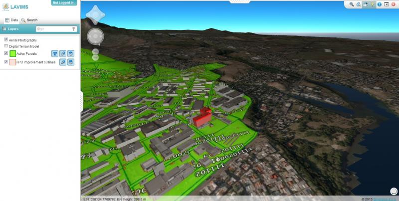 Web GIS viewer and editor | Sinergise
