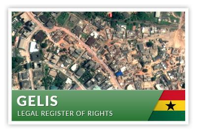 Ghana Enterprise Land Information System