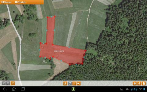 Mobilne aplikacije za kmetijsko gospodarstvo - MAK