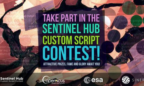 Sentinel Hub Custom Scripts Contest - Second Round